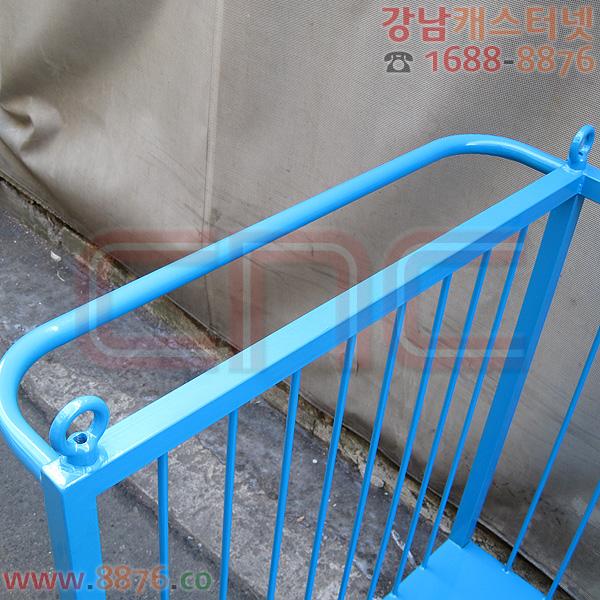 바스켓카트 여닫이문2 크레인용(아이볼트)(캐스터넷) - 강남 ...