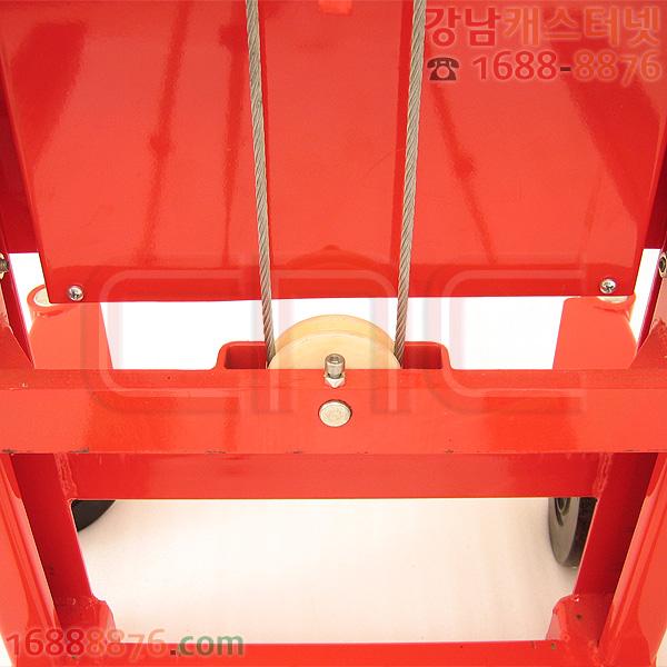 윈치 스태커 수동식 350kg용 도면 8