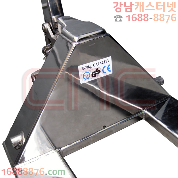 핸드파레트트럭 SUS 스텐레스 2톤용 도면 3