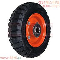 S-545; 통고무 휠 8인치(200-65); GN-바퀴<8*200*65(통)국산>