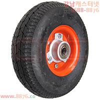 S-600; 타이어 12˝ 에어휠(허브베어링); CNC-바퀴<350-5(허브B/R6PR)신흥>
