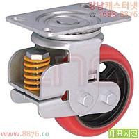 S-713; 완충용 6˝ 직진 우레탄(볼); TP-6868-01R-PCI-B/B-S/A(Y)
